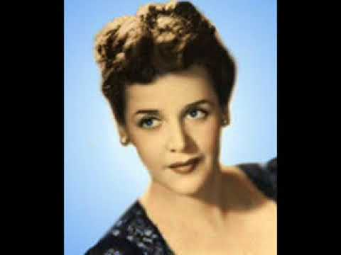ELEANOR STEBER SINGS -  ROSES IN THE WINTER TIME 1947