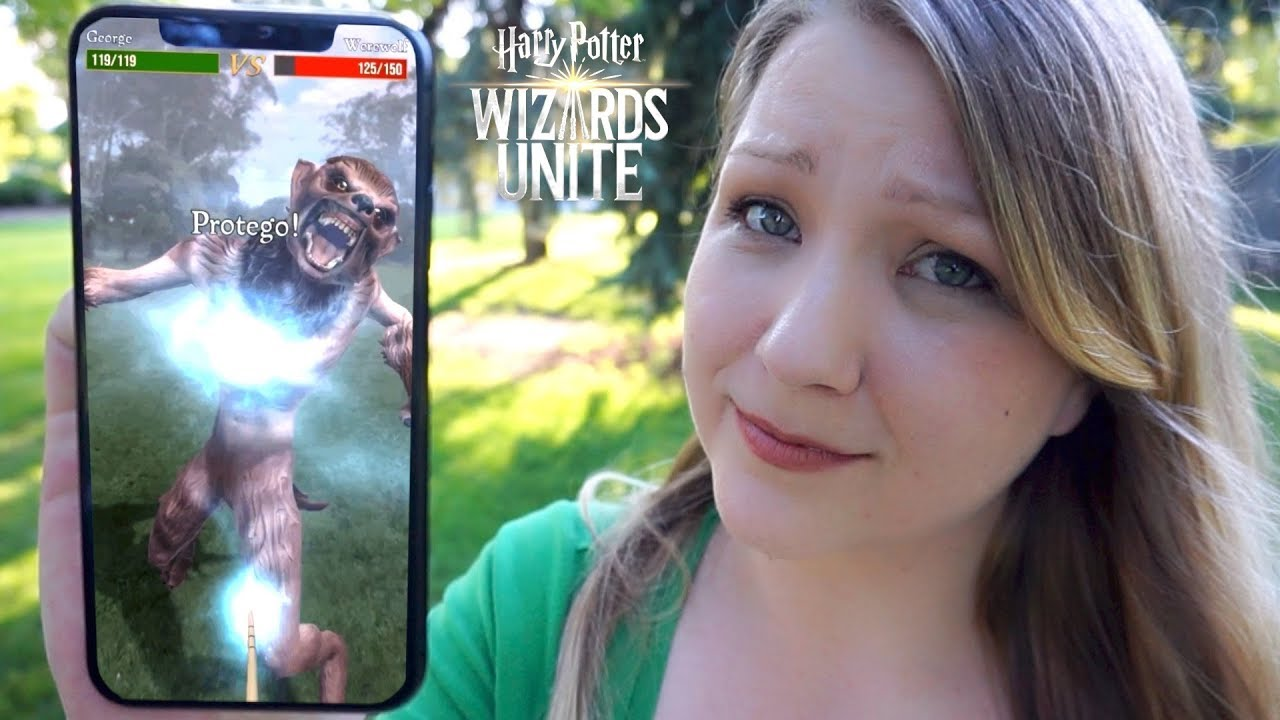 Where to find Werewolves in Harry Potter: Wizards Unite