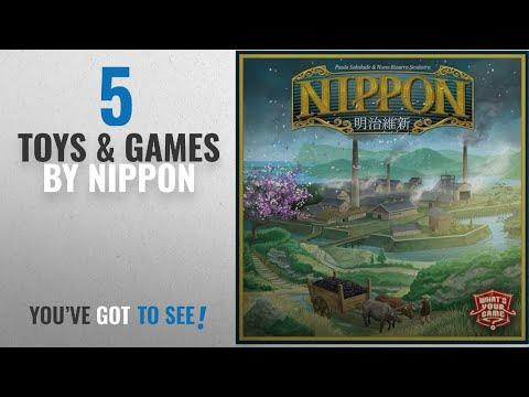 Top 10 Nippon Toys & Games [2018]: Nippon