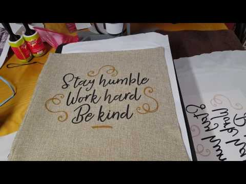 Faux Burlap Throw Pillow Covers Product Test