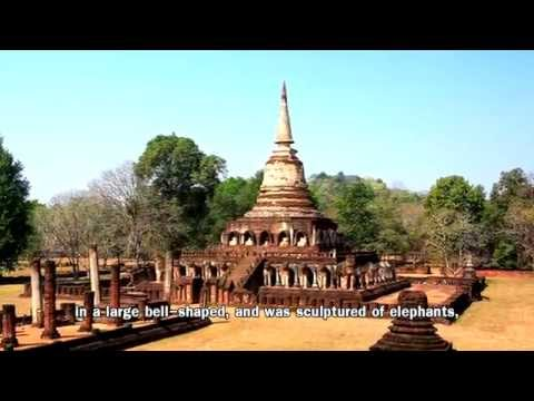 Top 10 Attractive Thai Temples HD580908