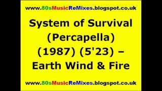 System of Survival (Percapella) - Earth Wind & Fire