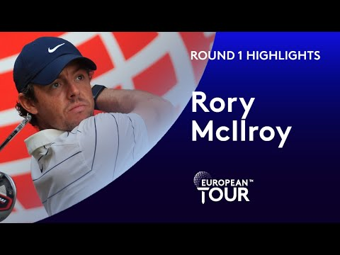 rory-mcilroy-finishes-5-under-par-|-round-1-|-2019-wgc-hsbc-champions
