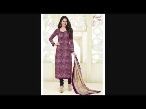 484a928ebb Buy Shree Ganesh Priyanka Vol 7 (18 Pcs Catalog) at Wholesale Price -  YouTube