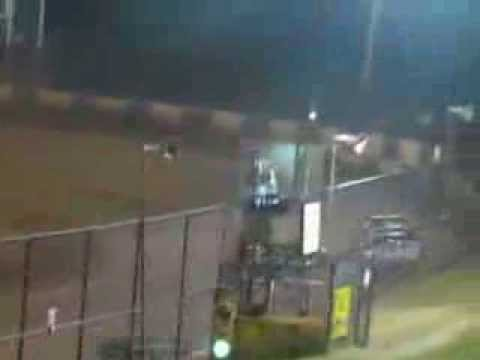 Brock Love Green Valley Speedway