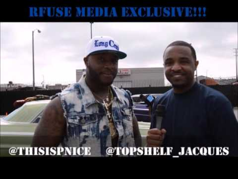 REFUSE MEDIA X P NICE (Long Beach, CA) - Full Interview
