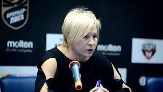 """БК УГМК vs БК """"Енисей"""", 10/04/2018. Пресс-конференция"""