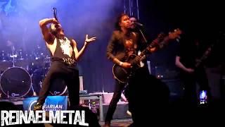 Nuclear Chaos - No Salvation (con Punch de Craven) (en vivo) - Circo Volador