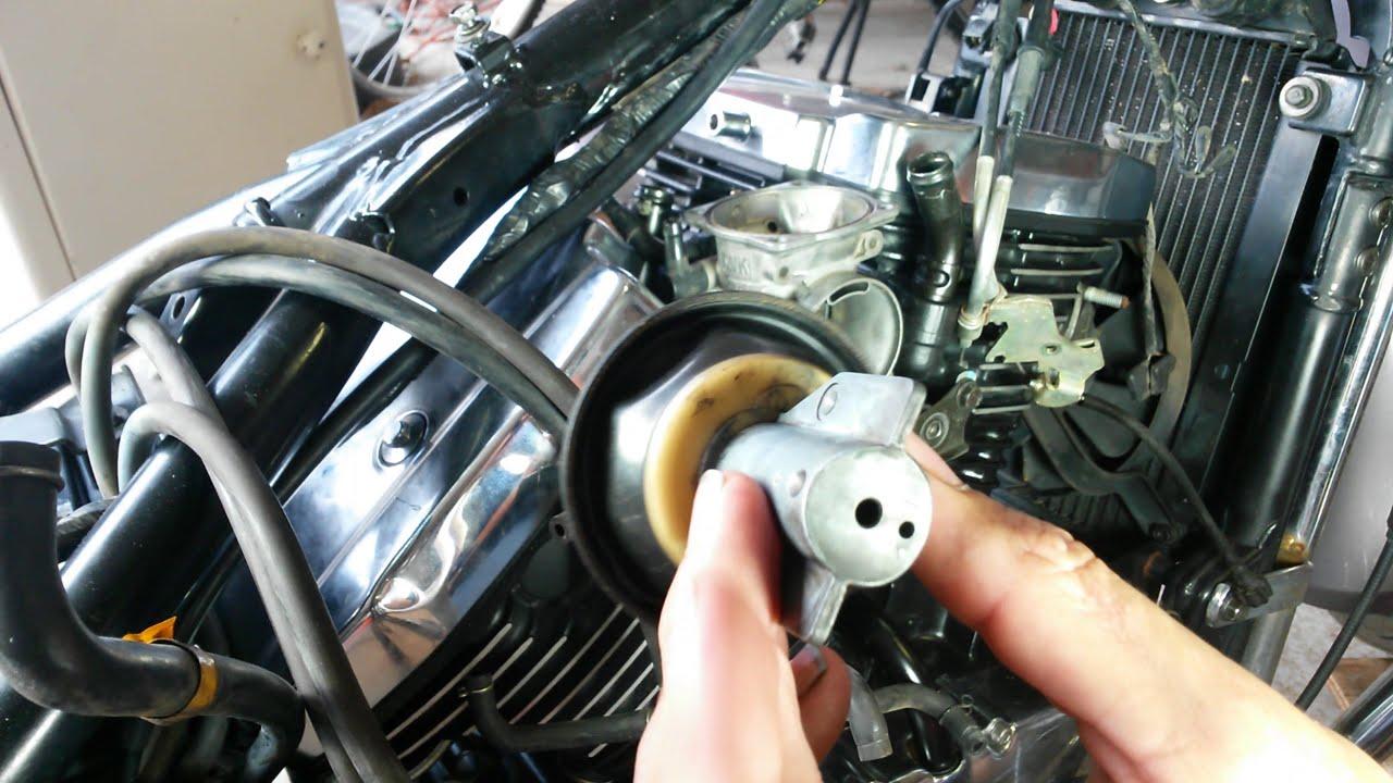 Kawasaki Vulcan 800 Top Side Carburetor Performance Mods VN800B