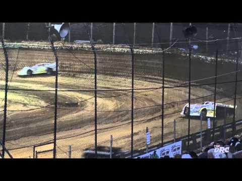 Moler Raceway Park   7.24.15   Buckeye Late Model Dirt Week   Heat 1
