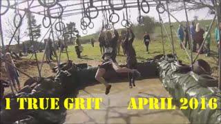 1 True Grit, April 2016, obstacle course, go pro, one true grit