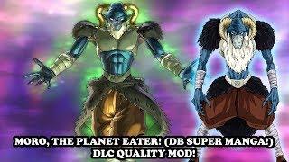 Download New Super Villain Moro Mystic Power Vs Goku From Dragon