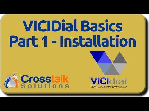VICIDial Basics - Part 1 - Installation