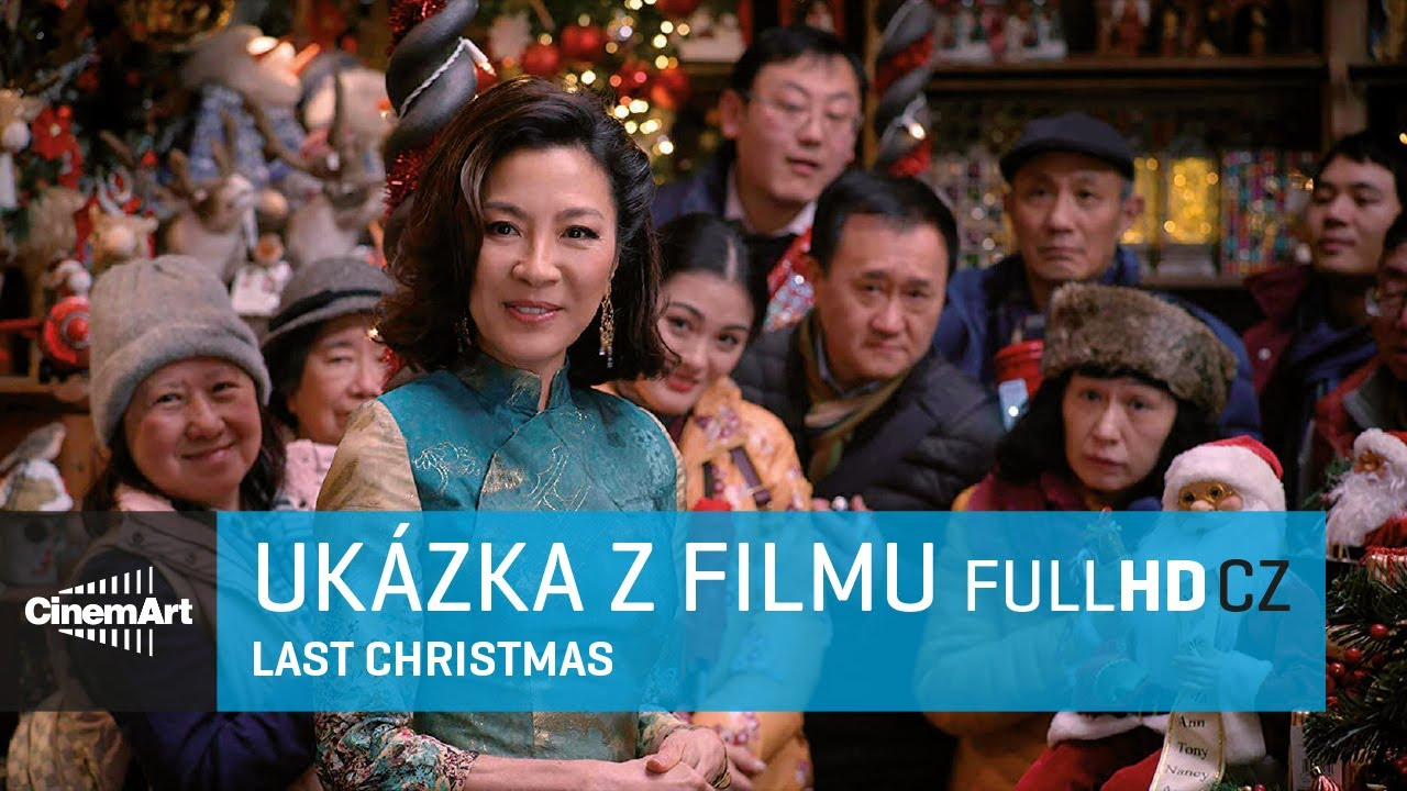 Last Christmas (2019) SANTA A MILENEC - UKÁZKA Z FILMU