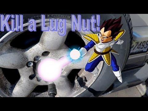 Remove a Locking Lug Nut without a Key or a Stripped Lug Nut