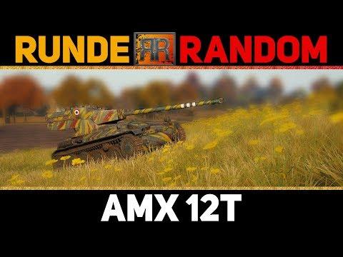 World of Tanks | [GER] RR #94 - AMX 12t