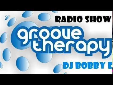 DJ Bobby D - Groove Therapy 154 @ Traffic Radio (16.06.15)