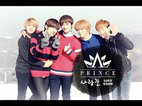 에이프린스 A-PRINCE 사랑눈 Love Snow (Official MV)