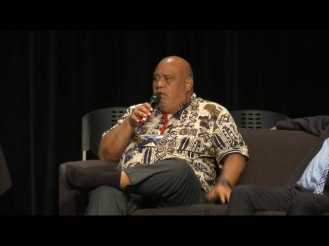 Tauranga National Māori Housing Conference 2016 - Q& A Scott Figenshow