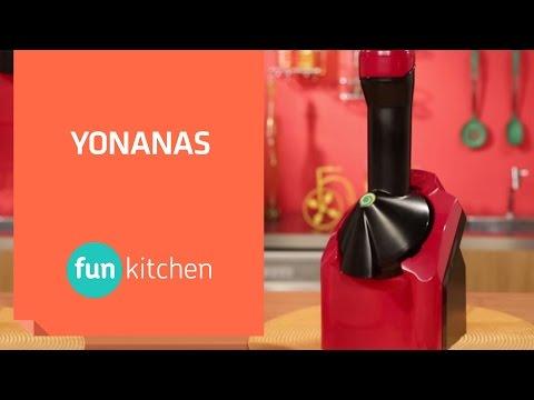 Yonanas Vermelha Fun Kitchen   Shoptime