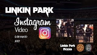 LINKIN PARK Instagram video : One More Light, Talking to myself