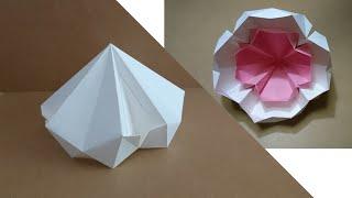 Origami Lampshade 折纸灯罩