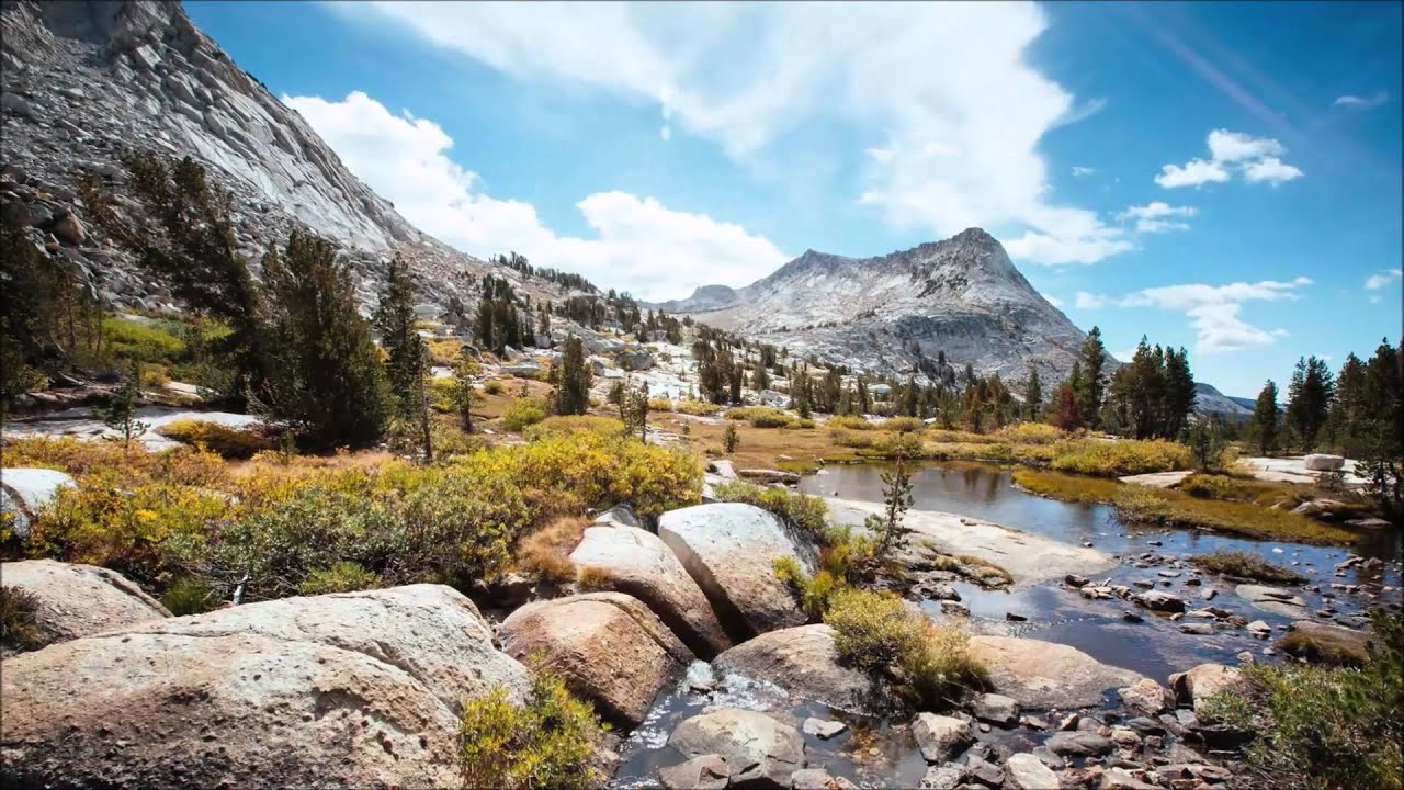 yosemite national backpacking park miles nature epic ffmpeg lapse incredible hike parks most timelapse hd hiking dashburst backcountry index outdoors