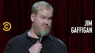 Getting a Camera Shoved Up Your Butt - Jim Gaffigan