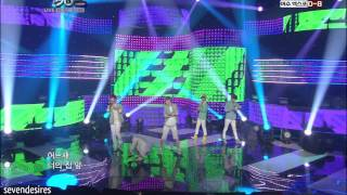 [PERF] 120504 TOUCH (터치) - 같이 걷자 (Let