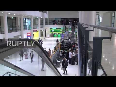 Germany: Bremen airport closed after Russian private jet caught up in Storm Herwart