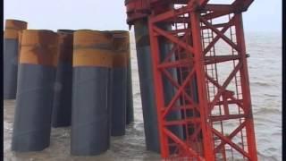杭州湾大桥施工专题片