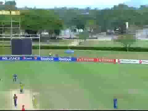 India vs Pakistan match highlights, 20 August 2012   ICC U19 Cricket World Cup 2012 Videos