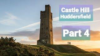 Castle Hill Huddersfield . Part 4 By Walking    N A K 250   
