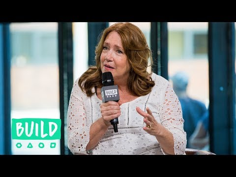 "Ann Dowd On Her Character, Aunt Lydia In ""The Handmaid's Tale"""