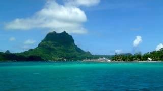 Tag35 Bora Bora, schönste Insel der Welt Südsee ReiseWorld Kreuzfahrt Weltreise
