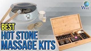 7 Best Hot Stone Massage Kits 2017