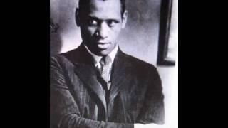 Shenendoah Paul Robeson