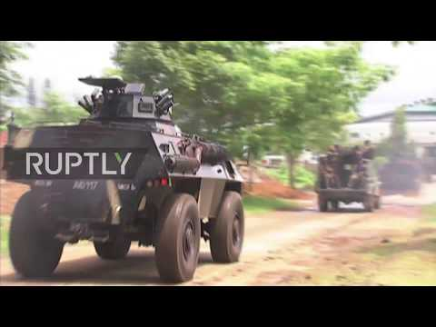 Philippines: Fighting between army and IS-linked militants leaves at least 22 dead
