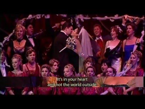 Csardaskiralyno:  with English Subtitles