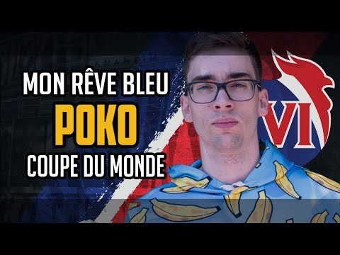 Poko's whole new world for the 2O18 OWWC
