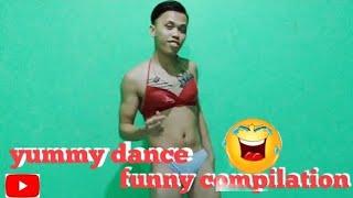 YUMMY | FUNNIEST DANCE CHALLENGE