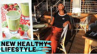 A new healthy lifestyle || hilya's vlogs