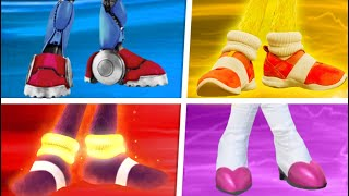 Sonic The Hedgehog Movie Choose Your Favorite Shoes 3