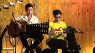 """Sầu lẻ bóng - Gia Tường [Đêm nhạc """"Dạ khúc"""" - Xương Rồng Coffee & Acoustic]"""