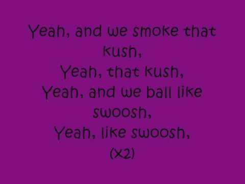 Lil Wayne- Kush (lyrics)