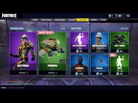 NEW EMOTE SNAP ! Fortnite ITEM SHOP May 20! NEW Featured items and Daily items!