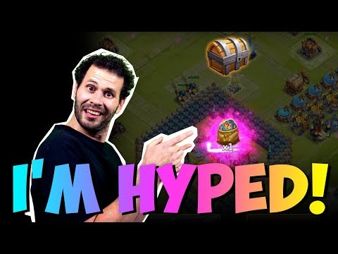 JT's F2P Spending 17,000 Gems INSANE Luck NEW HERO Castle Clash