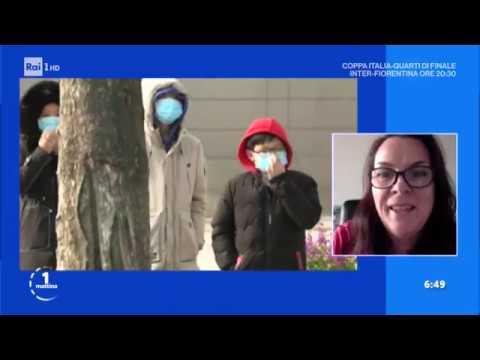 Coronavirus: la vita nelle città cinesi - Unomattina 29/01/2020