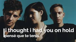 The xx: On Hold (Lyrics | Sub Español)