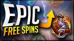 HUGE WINS ON FREE SPINS! (Casino Twitch Streamer)